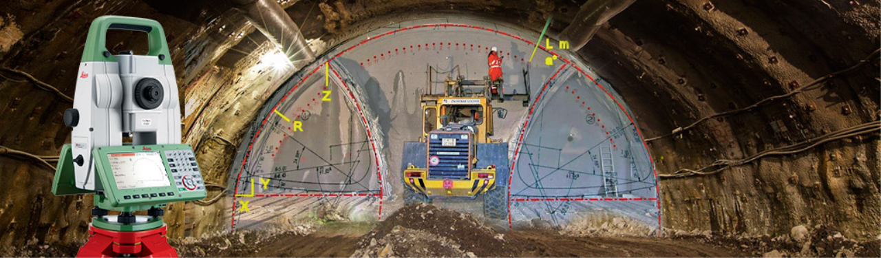 Tünel Ölçümü: Amberg Tunnel & TMS Solution